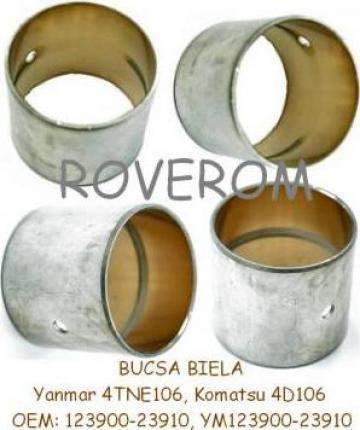 Bucsa biela Yanmar 4TNE106, Komatsu 4D105, S4D106