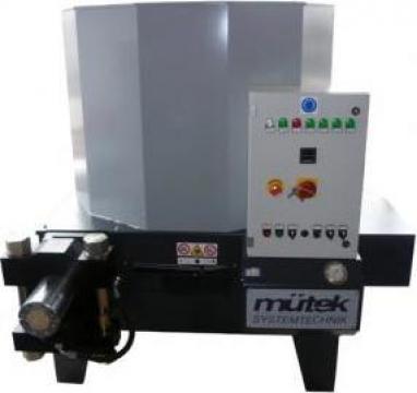 Presa hidraulica de brichetat Muetek Systemtechinik