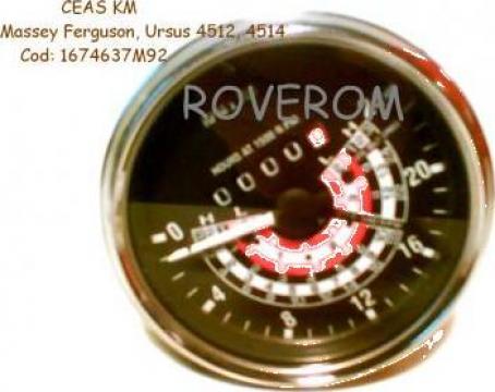 Ceas kilometraj Massey Ferguson, Ursus 4512, 4514 (D=85mm)