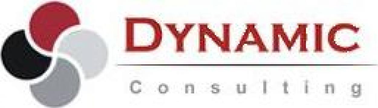 Gazduire sediu social / profesional de la Dynamic Consulting