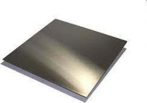 Tabla inox de la Metal DM Automotive Srl