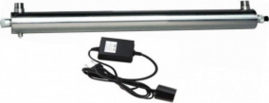 Sterilizator cu lampa UV 60W de la Water Consulting