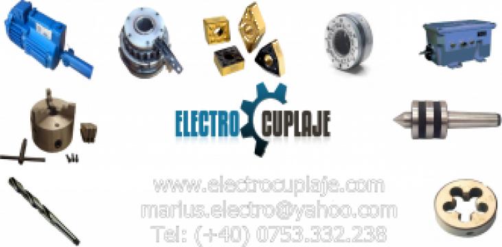 Placute din carbura metalica APKT, SEET, CCMT de la Electrofrane