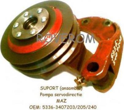 Suport pompa servodirectie Maz 5336-3407203/205/240