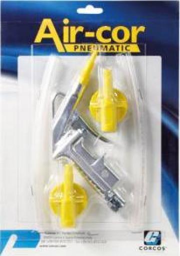 Pistol pentru produse de izolare fonica in blister