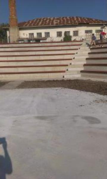 Banci stadion de la Ralmetal Remad Srl