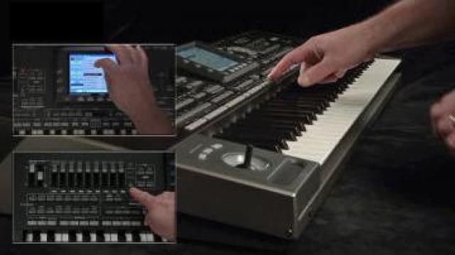 Programe ritmuri si tonuri pentru clape, orgi electronice