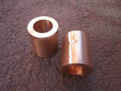 Bucsa bronz CuSt6Zn4Pb4 40x25x31mm de la Baza Tehnica Alfa Srl