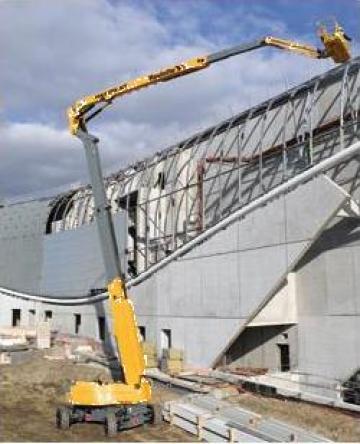 Inchiriere nacela autoridicatoare 38 metri de la Veronmax
