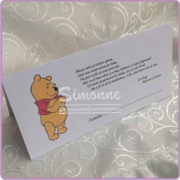 Plic de bani Winnie the Pooh de la Simonne