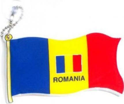 Fanion auto Tricolor Romania