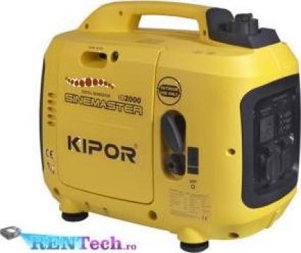 Inchiriere generator curent Kipor 1.6kw de la Prodrupo Consulting