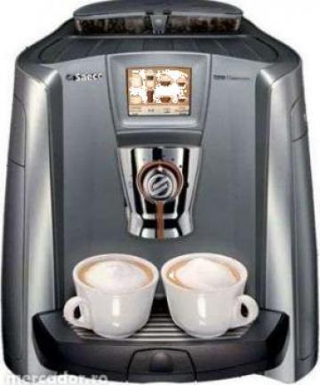 Comodat espressoare cafea Saeco de la Express Coffee Services Srl