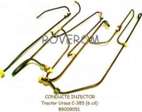 Conducte injector Ursus c-385 (6 cil.), Zetor (6 cil.)