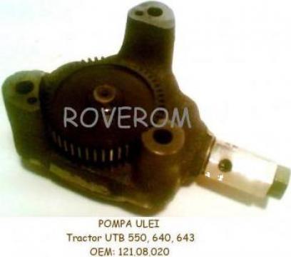 Pompa ulei tractor UTB 550, 640, 643, motor D2404 de la Roverom Srl