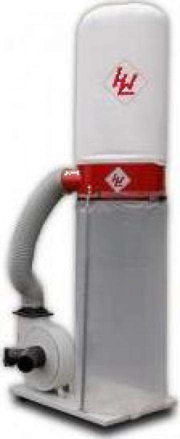 Exhaustor rumegus Dustmax 1 de la Infomark Srl.