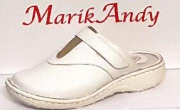 Papuci sanitari dama 4001
