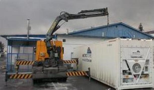 Containere frigorifice 20 de picioare de la Estpoint SRL