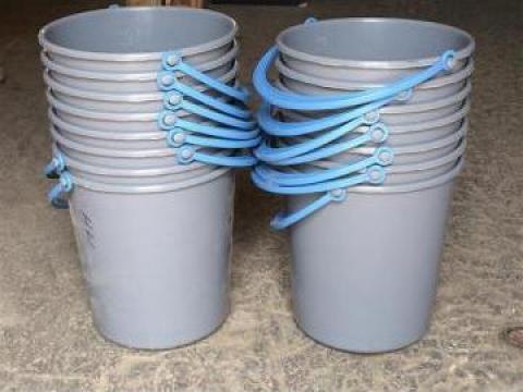 Galeata standard din plastic 12 litri