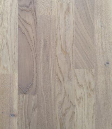 Parchet stratificat Polarwood Stejar Neptun White uleiat