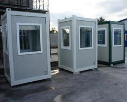 Containere de paza