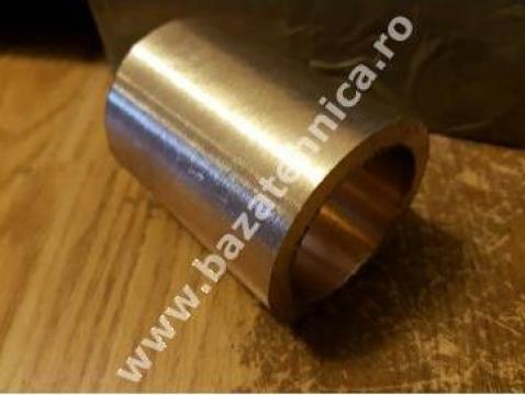 Bucsa bronz CuSn6zn4 fi 57 x fi 45 x lungime 70 mm de la Baza Tehnica Alfa Srl