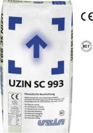 Sapa autonivelanta pe baza de ciment Uzin SC 993