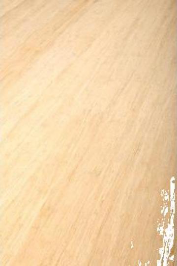Dusumea din lemn natural de bambus Toro