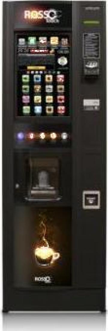 Automat de cafea Unicum Rosso Touch de la Smart Vending Solutions Srl.