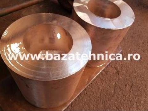 Bucse bronz fi 100 x fi 180 x h 185 mm de la Baza Tehnica Alfa Srl