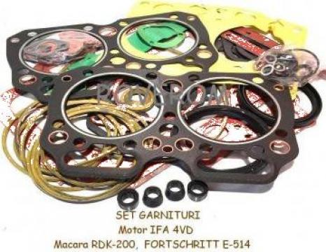 Set garnituri motor Ifa 4vd pt. macara rdk-200, Fortschritt