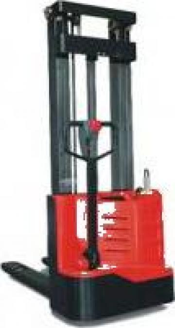 Stivuitor electric pietonal 1000kg