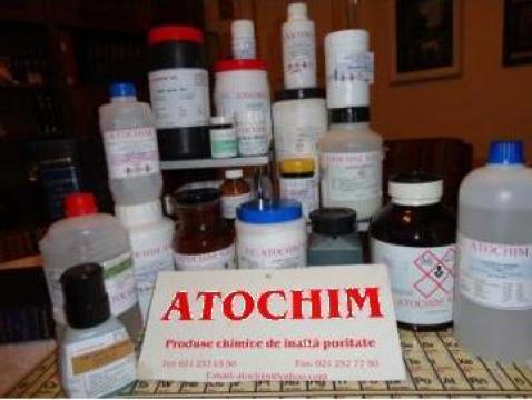 Alcool etilic (etanol) 96%C2H5OH M: 46,07 g/mol nealimentar
