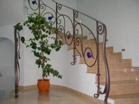 Balustrada fier forjat SI 01