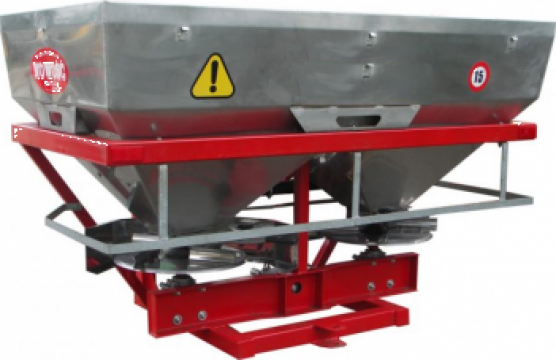 Masina de imprastiat ingrasaminte 2 discuri N600kg