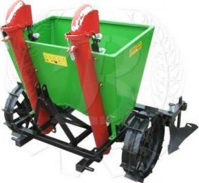 Masina de plantat cartofi 2 randuri