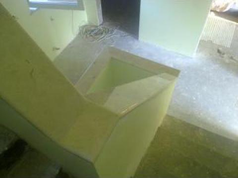 Balustrada din marmura