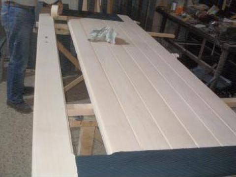 Usi de interior din lemn de tei de la PFA Georgescu Leonard