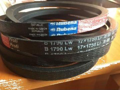 Curea de transmisie 17x1750 Li, Rubena de la Baza Tehnica Alfa Srl