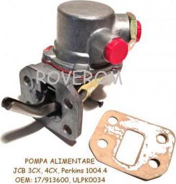 Pompa alimentare JCB 3CX, 4CX, Perkins 1004.4