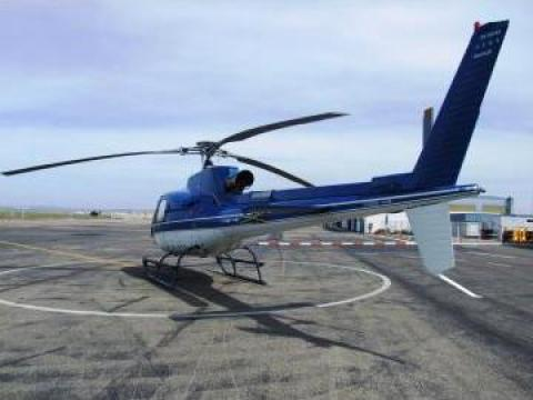 Inchiriere elicopter 5 pasageri Bucuresti Galati
