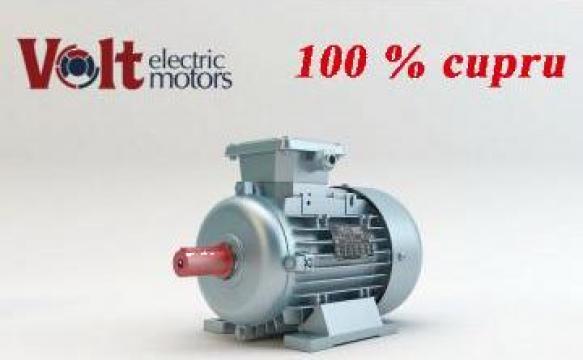 Motor electric trifazic 0.37KW - 3000 RPM de la Devax Motors