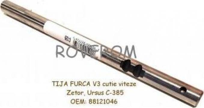 Tija (ax) furca V3, cutie viteze Zetor, Ursus C-385 de la Roverom Srl