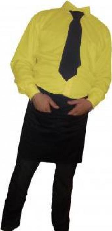 Camasa galbena cu maneca lunga de la Johnny Srl.