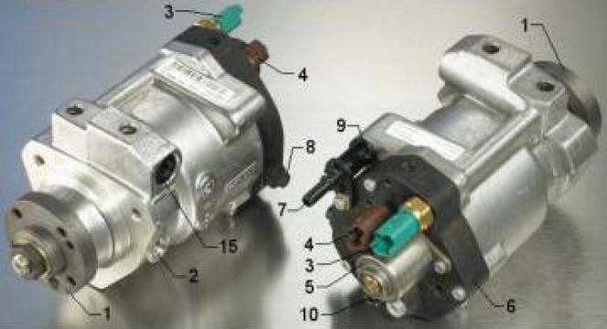Reparatii pompe de injectie diesel si testare-diagnosticare
