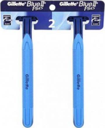 Aparat de ras Gillette Blue 2 Plus de la Ianis Elecom Distribution Srl