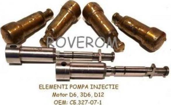 Elementi pompa injectie motor D6, 3D6, D12