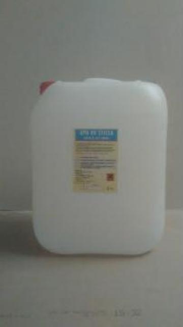 Apa de sticla (silicat de sodiu) - 10 litri (15 kg)