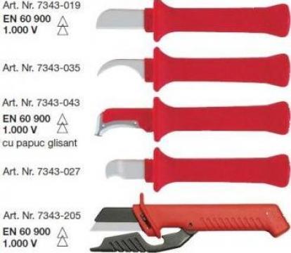 Cutite pentru montare cabluri 7343-019 de la Nascom Invest