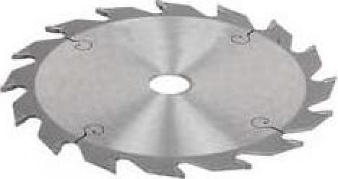 Disc din carburi pentru ferastrau 3935-027 de la Nascom Invest